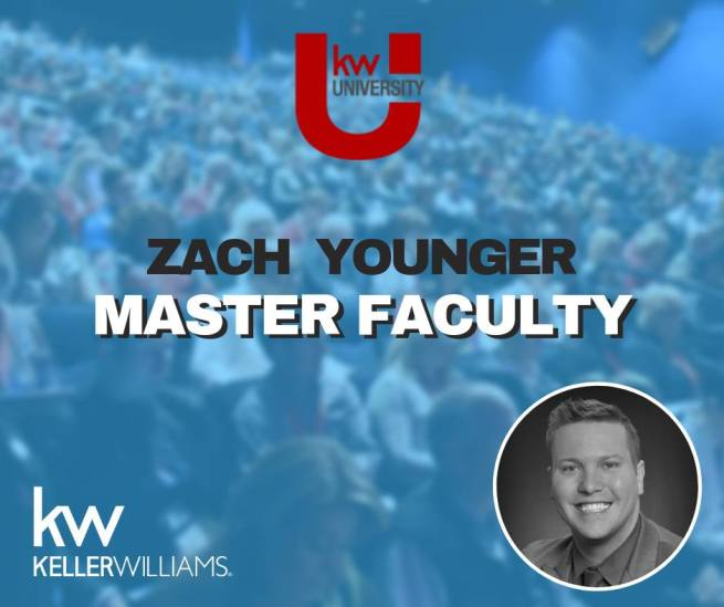 Zach Younger Master Faculty